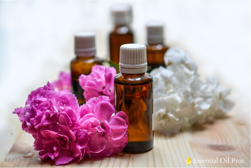 anxiety essential oils