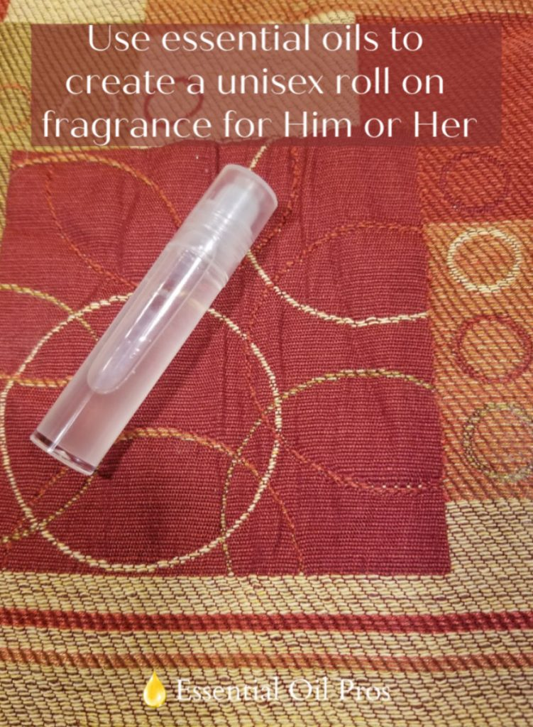 essential oil roll on fragrance