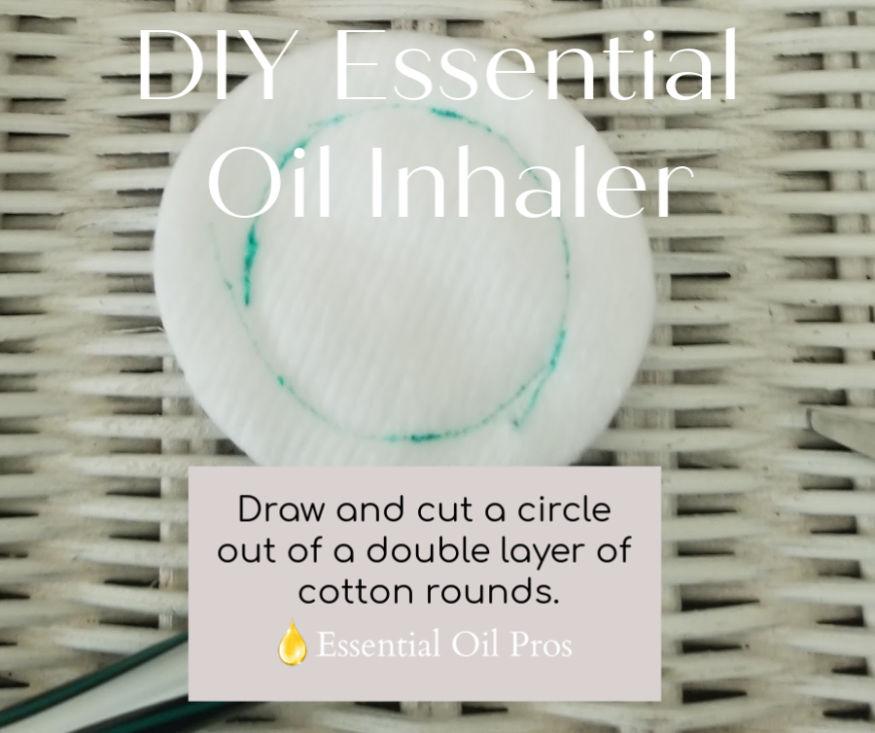 essential oil inhaler